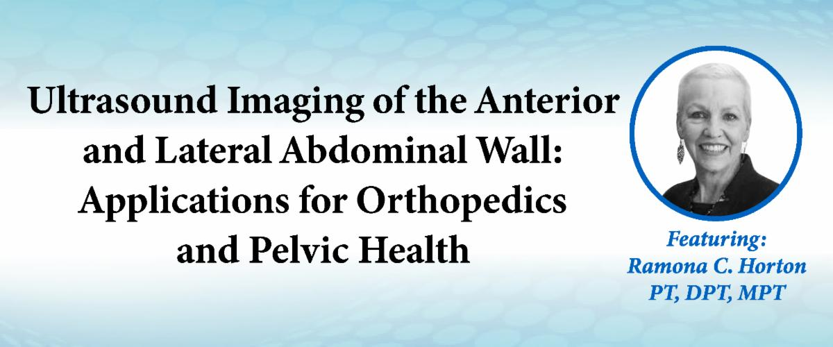 US Imaging of the Anterior _ Lateral Abdominal Wall Header